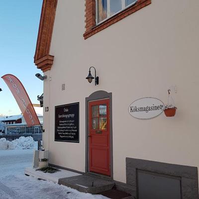 Köksmagasinet köksblogg utställning Leksand februari 2019