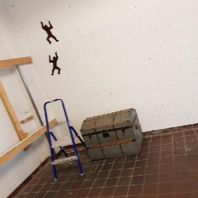 Mejeriet köksutställning Leksand väggarna lite tomma