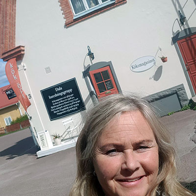 Köksmagasinet Marie Nilsson Köksutställning Leksand